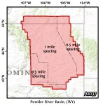 Powder River Basin, (WY)